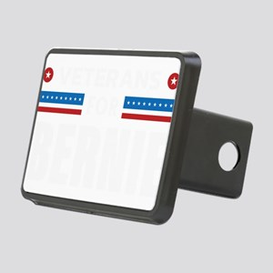 Bernie For President, Bern Rectangular Hitch Cover