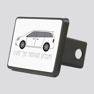 The Minivan Hitch Cover