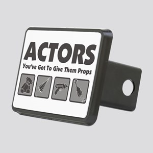 Props Rectangular Hitch Cover