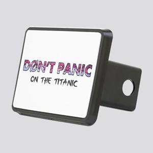 Don't Panic on the Titanic Hitch Cover