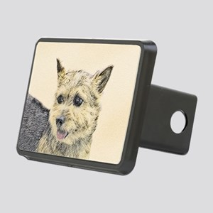 Norwich Terrier Rectangular Hitch Cover