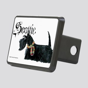 Goth Scottie 2x5 Rectangular Hitch Cover