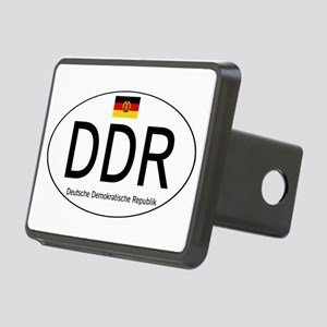 Car code DDR Rectangular Hitch Cover