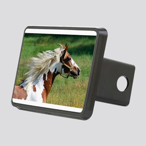 My Paint Horse Profile Rectangular Hitch Cover