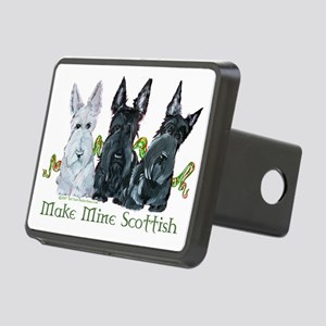 Make mine Scottish Rectangular Hitch Cover