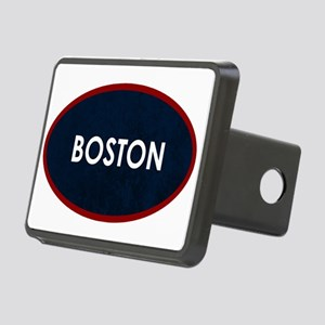 BOSTON Blue Stone Rectangular Hitch Cover