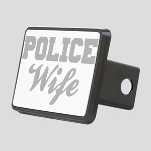 Police Wife Hitch Cover