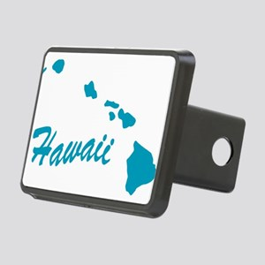 3-hawaii Rectangular Hitch Cover
