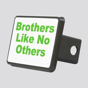 Brothers Like No Others Rectangular Hitch Cover