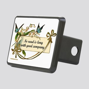 FRIENDSHIP Rectangular Hitch Cover
