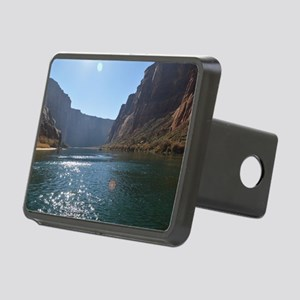 Horseshoe Bend Rafting Rectangular Hitch Cover
