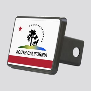 South California Rectangular Hitch Cover