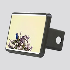 Pair of Starling Birds Rectangular Hitch Cover
