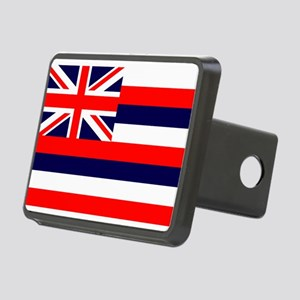 Hawaii State Flag Hitch Cover