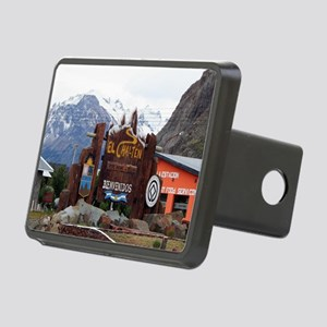 El Chalten, Patagonia, Arg Rectangular Hitch Cover