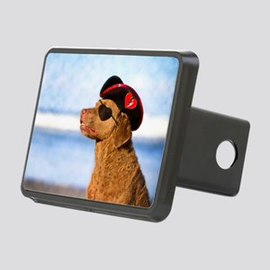 Chesapeake Bay Retriever Rectangular Hitch Cover