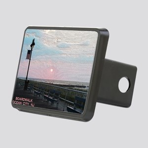 Ocean City NJ Boardwalk Su Rectangular Hitch Cover