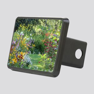 Where 3 Gardens Meet Rectangular Hitch Cover
