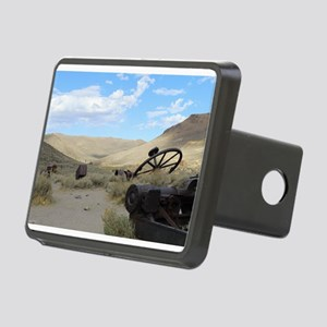 Hills of Bodie Rectangular Hitch Cover