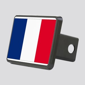 France Rectangular Hitch Cover