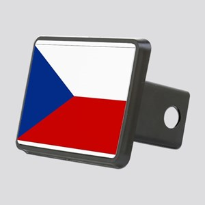 Czech Republic Rectangular Hitch Cover