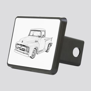 1956 Ford Truck Rectangular Hitch Cover