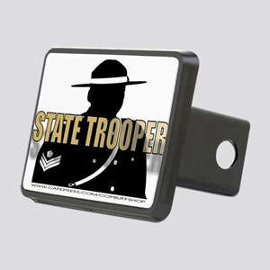 TROOP5 Rectangular Hitch Cover
