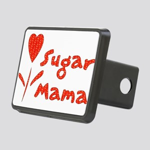 sugar_mama01 Rectangular Hitch Cover