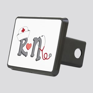 Registered Nurse Hitch Cover