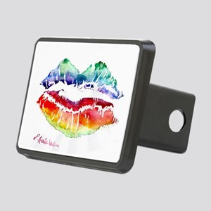 Kiss of Color Hitch Cover