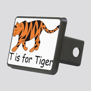 Tiger10 Rectangular Hitch Cover