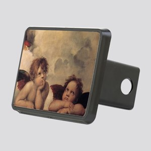 Raphael angels Rectangular Hitch Cover