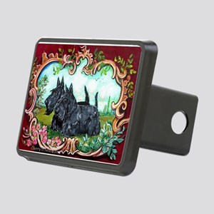 Scottish Terrier Pair Hitch Cover