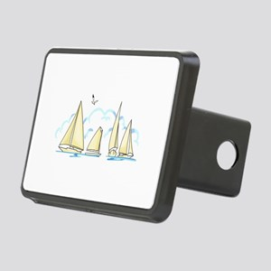 SAILBOATS Hitch Cover