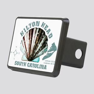 Hilton Head South Carolina Rectangular Hitch Cover