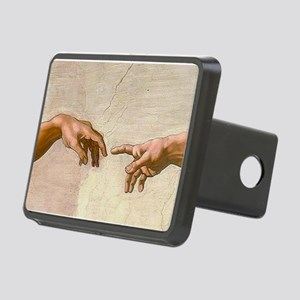 Michelangelo Creation of Adam Hitch Cover