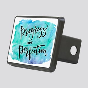 Progress not Perfection Hitch Cover