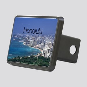 Honolulu Rectangular Hitch Cover