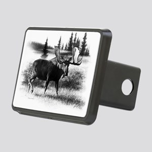 Northern Disposition Rectangular Hitch Cover