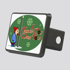 christmas_story1 Rectangular Hitch Cover