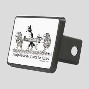 sheepherdingsissies Rectangular Hitch Cover