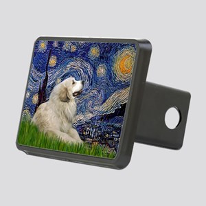5.5x7.5-Starry-G-Pyr2 Rectangular Hitch Cover