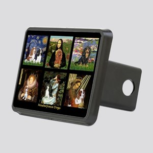 Cavalier Famous Art Comp1 Rectangular Hitch Cover