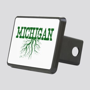 Michigan Roots Rectangular Hitch Cover