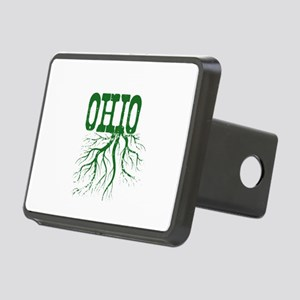 Ohio Roots Rectangular Hitch Cover
