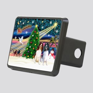 Xmas Magic & Eng Spring 1LW,1 Rectangular Hitc