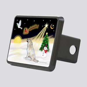 Night Flight/Pyrenees Rectangular Hitch Cover