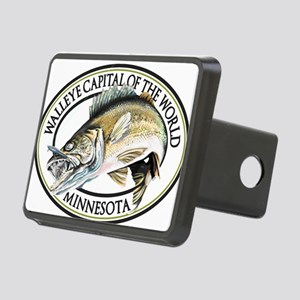 Walleye Capital of the World Hitch Cover