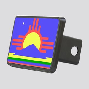 270px-Roswell_flag Rectangular Hitch Cover