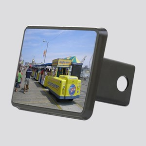 Watch the Tram Car  Rectangular Hitch Cover